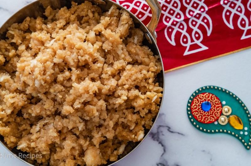 Recipe Card - Kali (Thiruvathirai Sweetened Rice)
