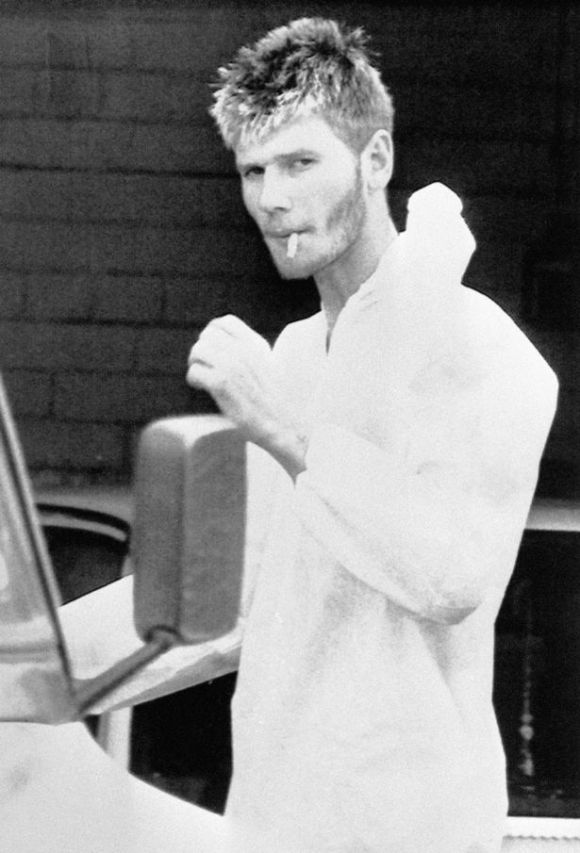 Serial killer Anthony Arkwright