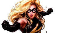 """4. Ms Marvel: Her name pretty much means """"can do damn near everything"""" and she fights as hard as the boys. She also has lived way longer than her namesake, the same guy who was accidentally involved in the incident behind her Kree powers, Captain Marvel (he died of human cancer...but he is an alien. I know. Worst way to go out ever [At least have it make sense]). She's also a captain herself now; so go figure."""