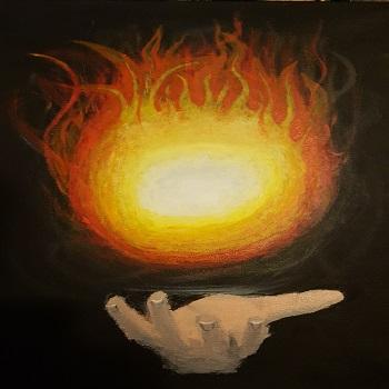 Aeona's Fireball, Asch, Fire, Ignis