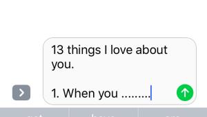 13. Things I love