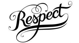 respect-lettering