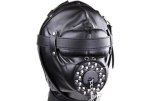 A Sensory Deprivation Hood?