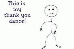 thank you dance