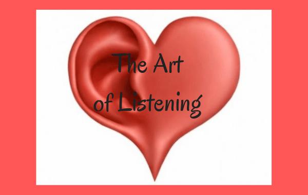 At of listening