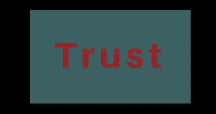 Trust and submission