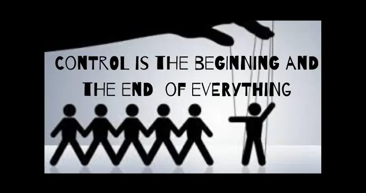 Control and D/s - the beginning and the end of everything