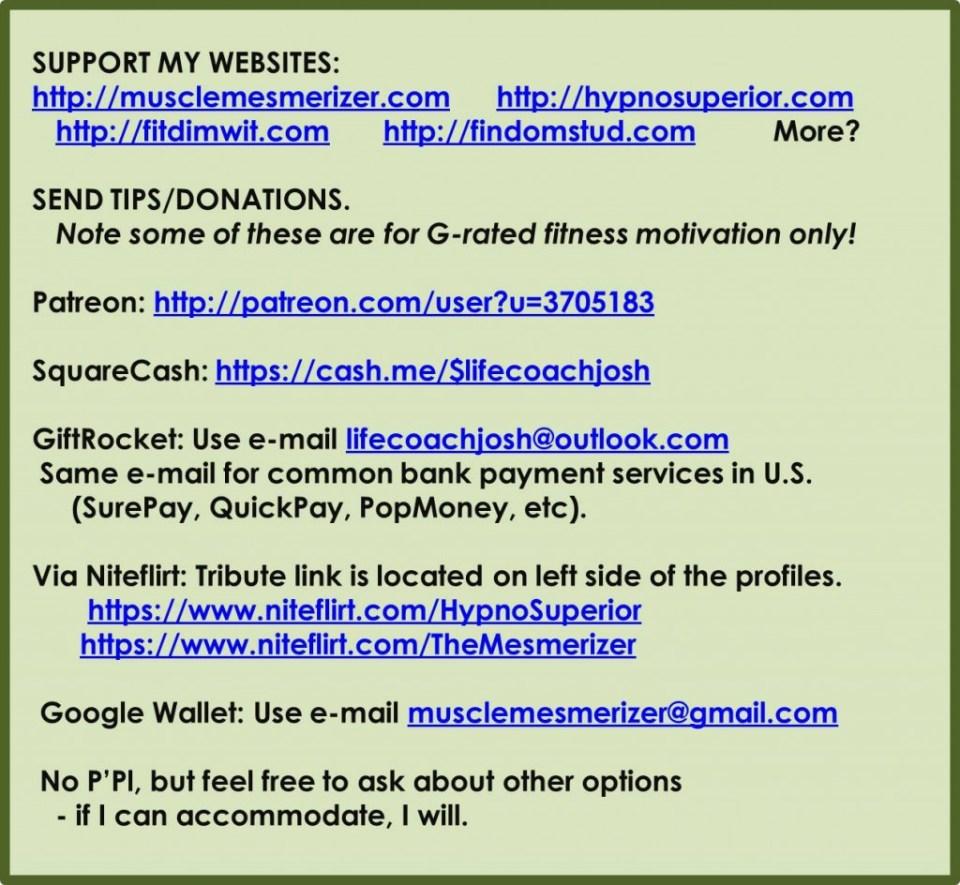 CoachJosh PaymentOptions