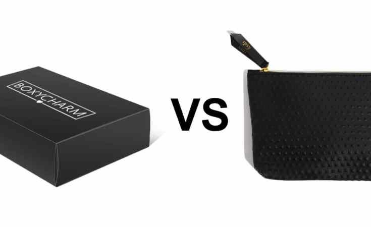 Ipsy vs Boxycharm: Another Beauty Product Showdown