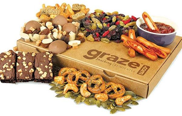 Graze Box Review: Healthy Snacks at Your Door!