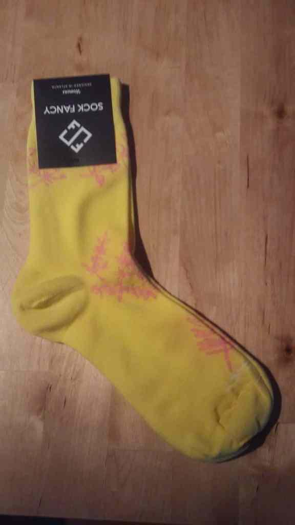 scent box socks