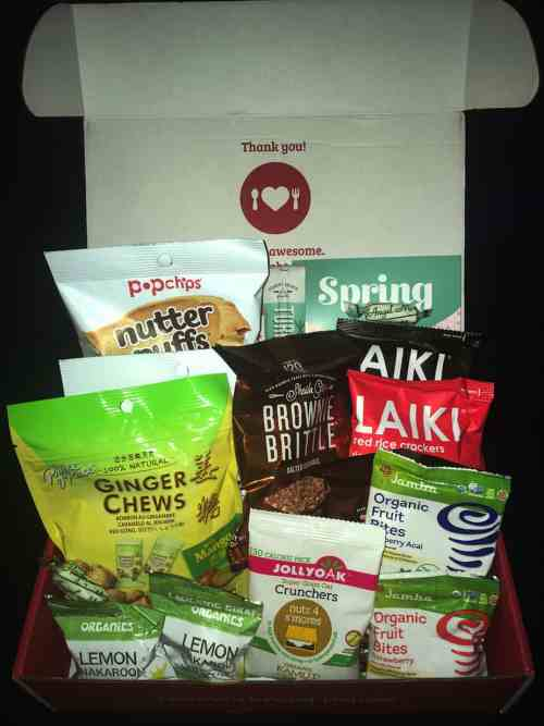 Open Snack Box_Nicole Taylor
