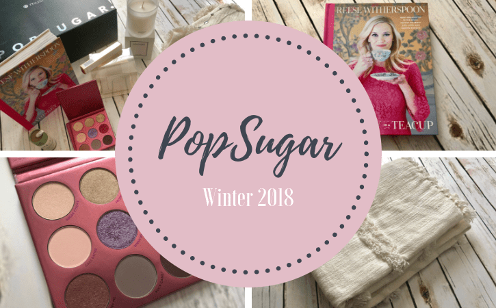 942ce40706d8a Today I m going to be unboxing my Winter 2018 Popsugar Must Haves box!  Hopefully