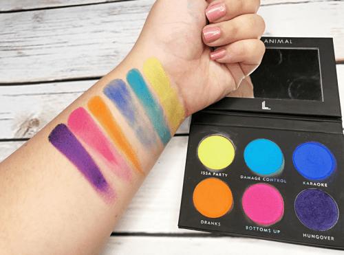 boxycharm eyeshadow palette