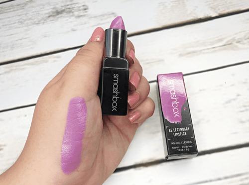 boxycharm smashbox lipstick
