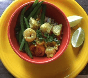 Gobble Malaysian Seafood Curry