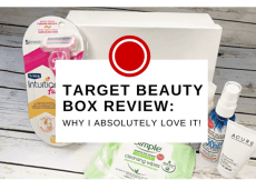 Target Beauty Box Review Why I Absolutely Love it!