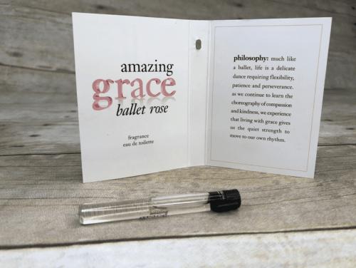 amazing grace ballet rose perfume