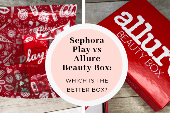 Sephora play vs allure beauty box_ Which is the better box