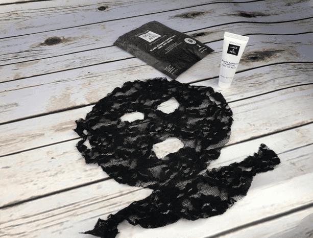 lace a peel mask