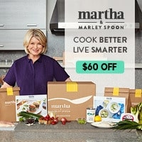 Why Go with Martha & Marley Spoon?