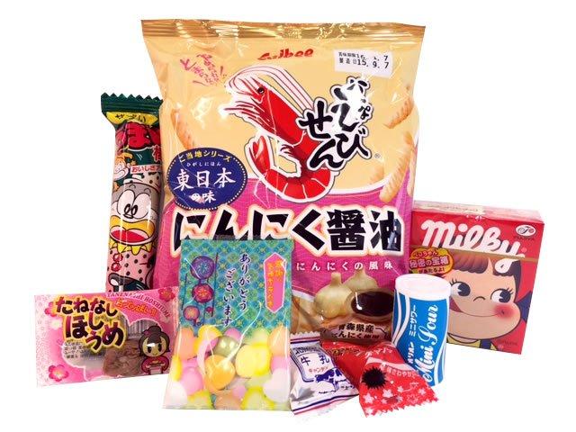 freedom japanese market  puchi pack