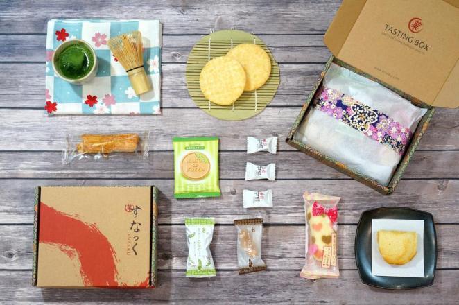 Snakku-Tasting-Box