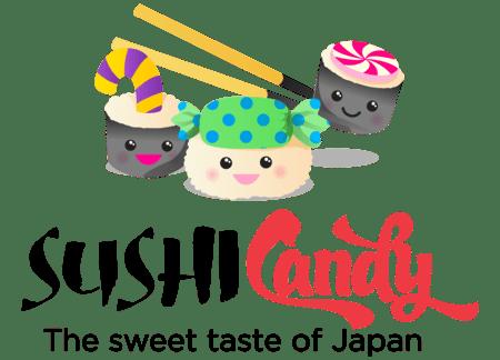 sushi candy logo