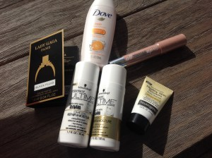 Deluxe Sample Size Products