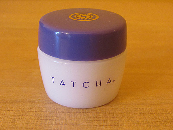 TATCHA Moisture Rich Silk Cream Travel Size