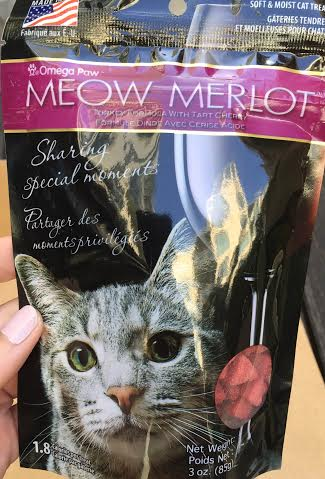 Omega Paw - Inspired Treats (Meow Merlot)
