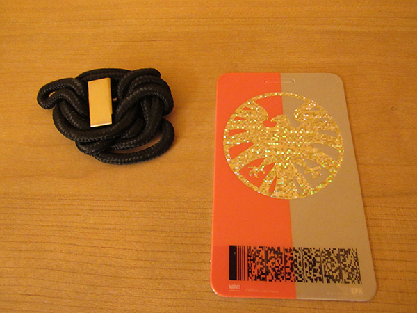 Agents of S.H.I.E.L.D lanyard