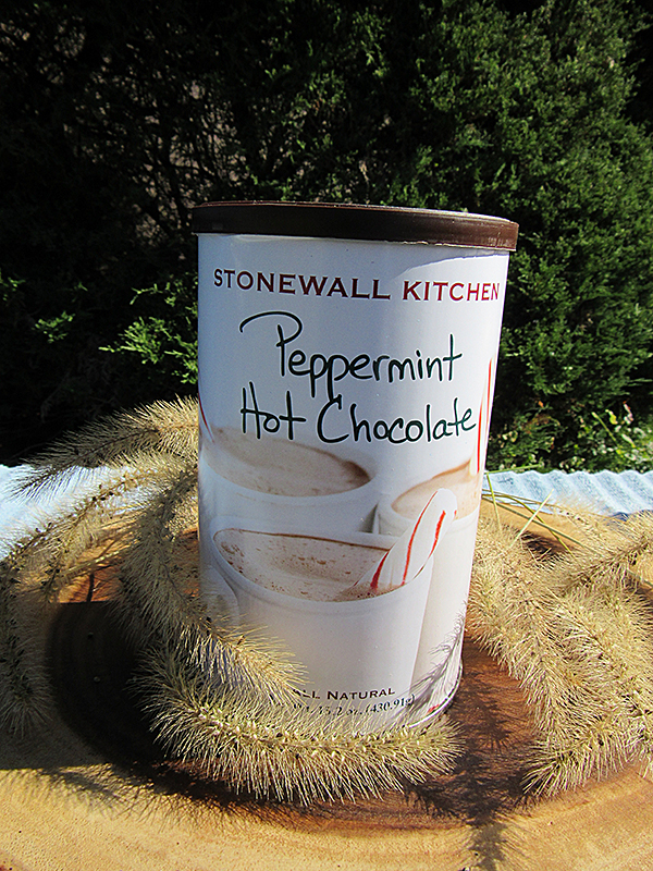 Stonewall Peppermint Hot Chocolate
