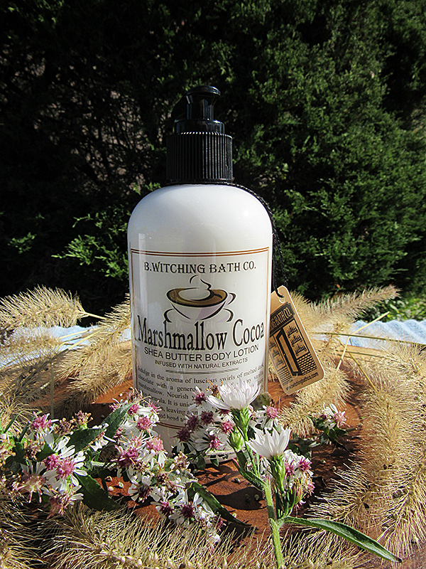 B. Witching Bath Co. Marshmallow Cocoa Shea Butter Body Lotion