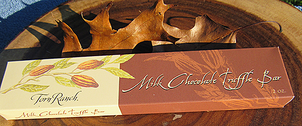 Torn Ranch Milk Chocolate Truffle Bar