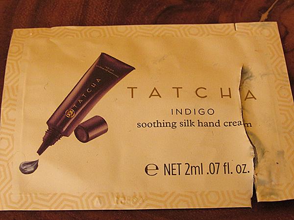 Tatcha Indigo Hand Cream