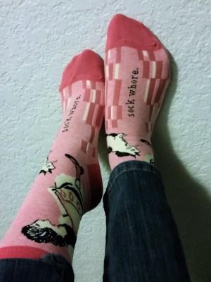 sock whore