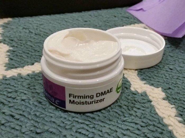 firming dmae mousturizer