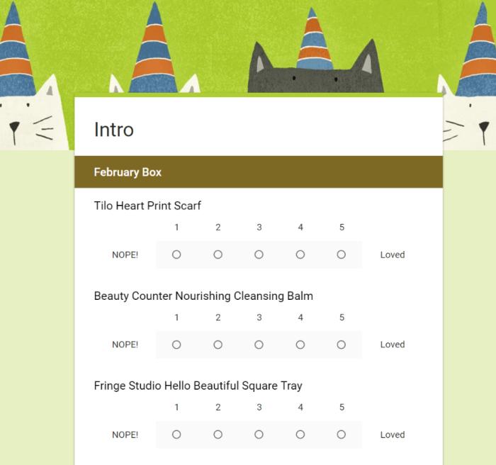 psmh survey