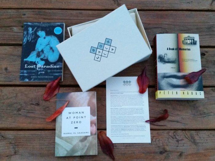 Boxwalla June 2016 Book Box