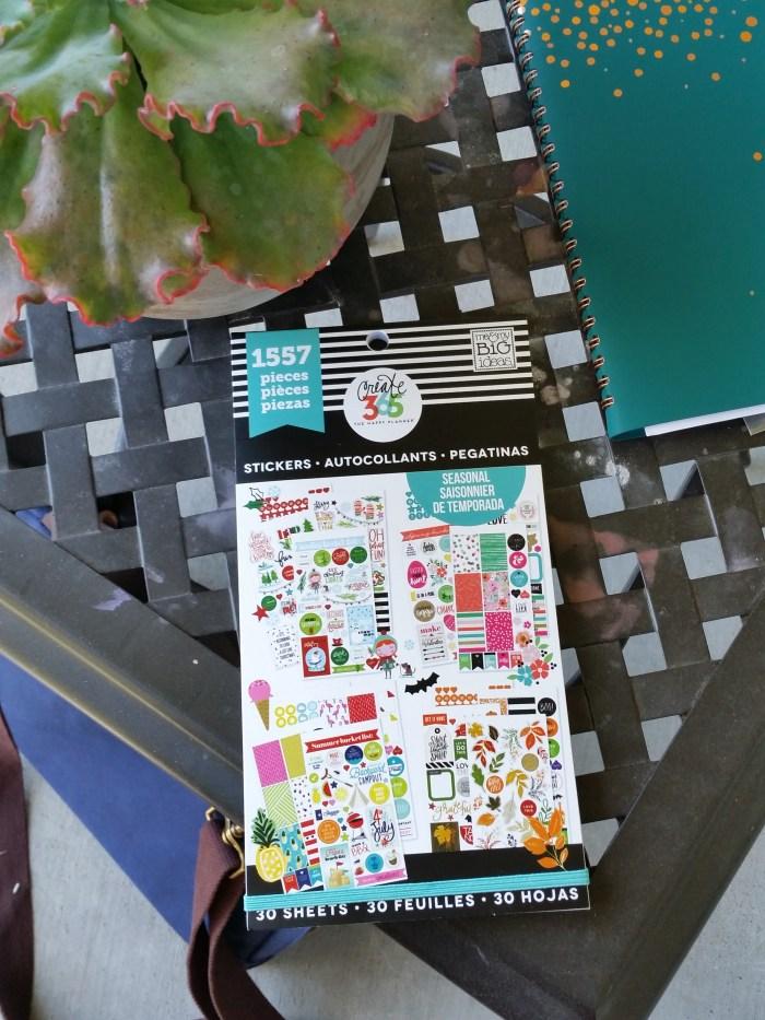 create 365 sticker pack