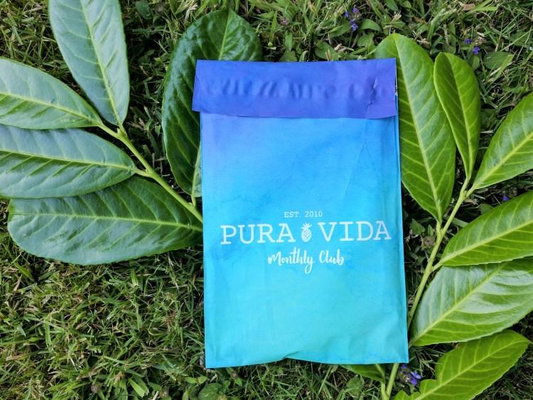 Pura Vida Bracelets Subscription Box Review - July 2017