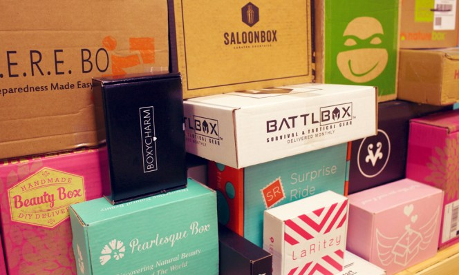 Packaging Types for Subscription Boxes