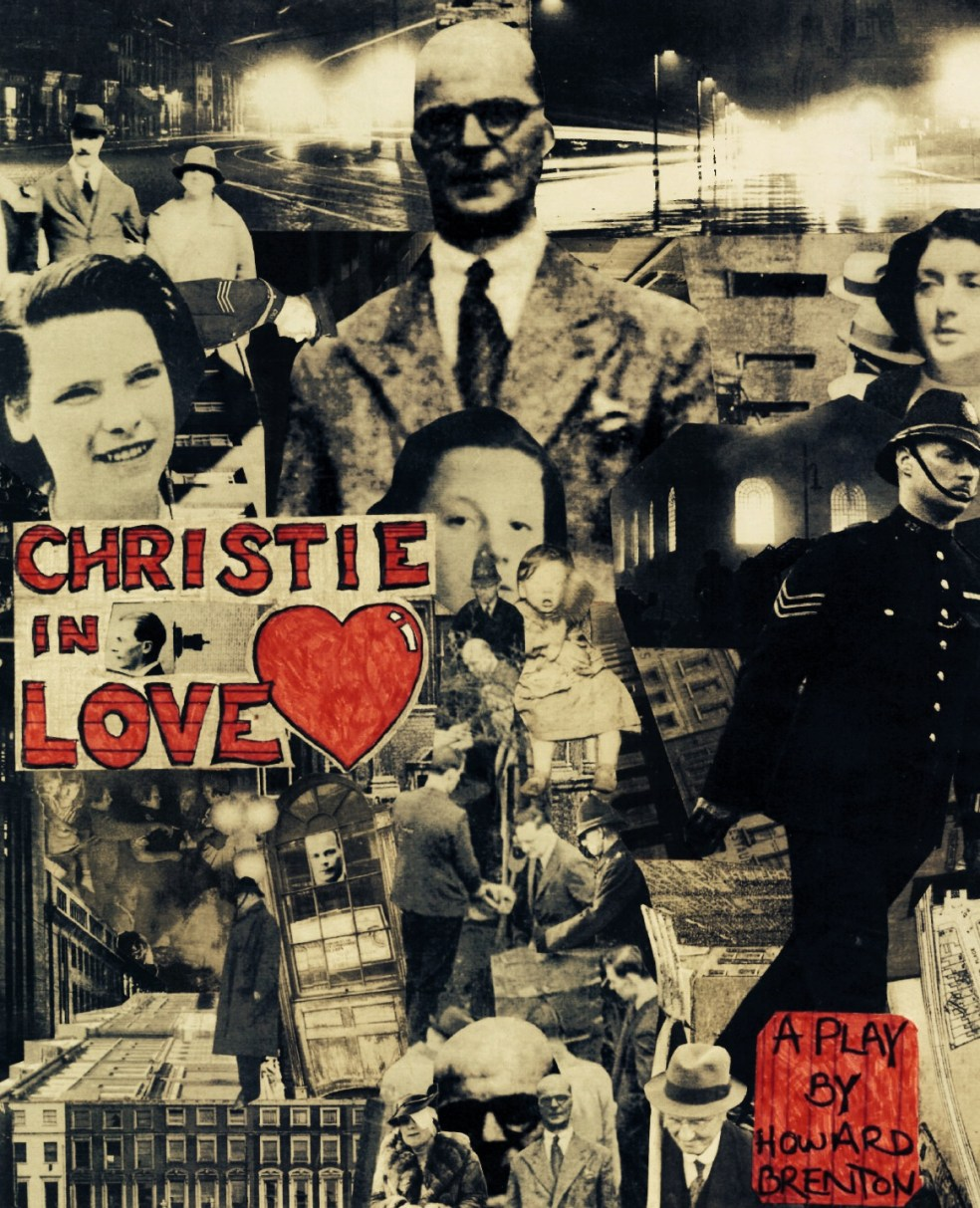Christie In Love Artwork by Si Cook