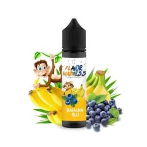 e-potion substitute magazin tigari electronice sibiu vapat țigară electronica lichide cu nicotina Lichid Flavor Madness 50ml - Banana Blu