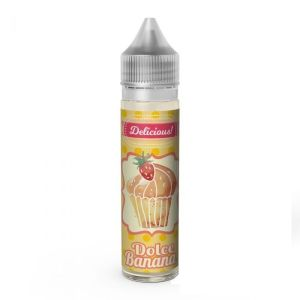 Lichid King's Dew 0mg 40ml - Dolce Banana
