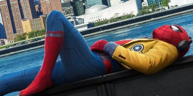 Spider-man-homecoming Summer Movie Preview