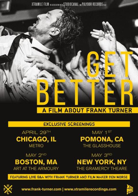 Frank Turner Get Better