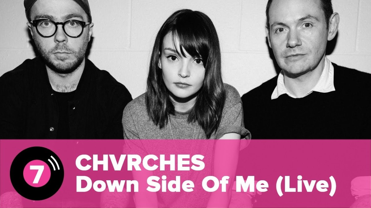 "CHVRCHES and Kristen Stewart team up for ""Down Side of Me"" video"