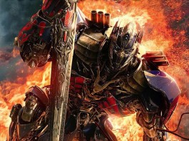 Tranformers 5 The Last Knight